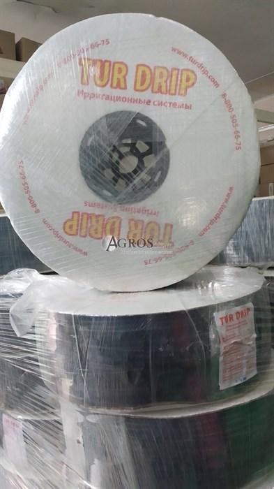 Лента капельного полива 6Х15Х1000X1,6L (Tur Drip) - фото 10048