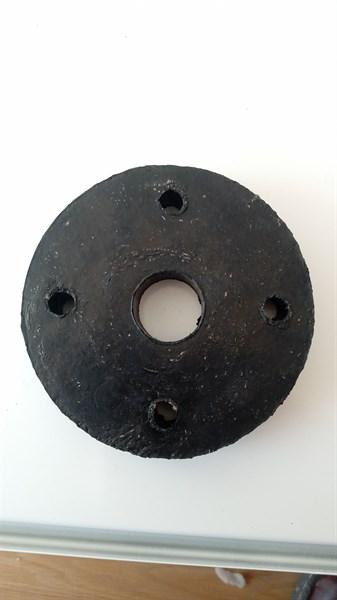 Муфта (диск) соединительная резиновая Xingtai (У) - фото 10281