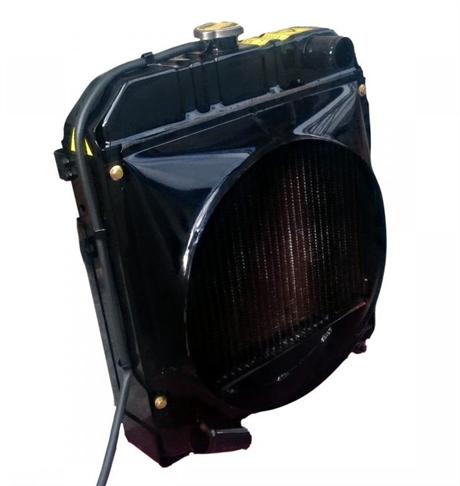 Радиатор DongFeng 244 (D диффузора = 330 мм) - фото 10299