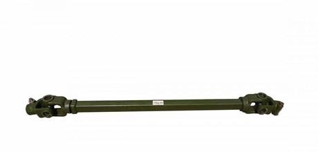 Вал карданный 8*8 шлицов, 1200 мм, сечение-квадрат, б/к для фрезы 180/220 - фото 10333