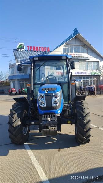 Трактор SOLIS-90 4WD - фото 10616