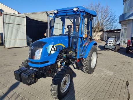 Трактор Dongfeng DF-404 G2 с кабиной - фото 10640