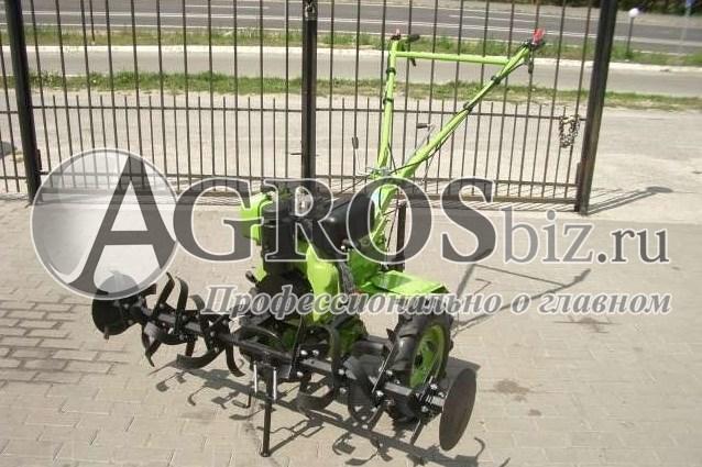 Мотоблок Аврора 105 6 л.с. дизельный - фото 4816