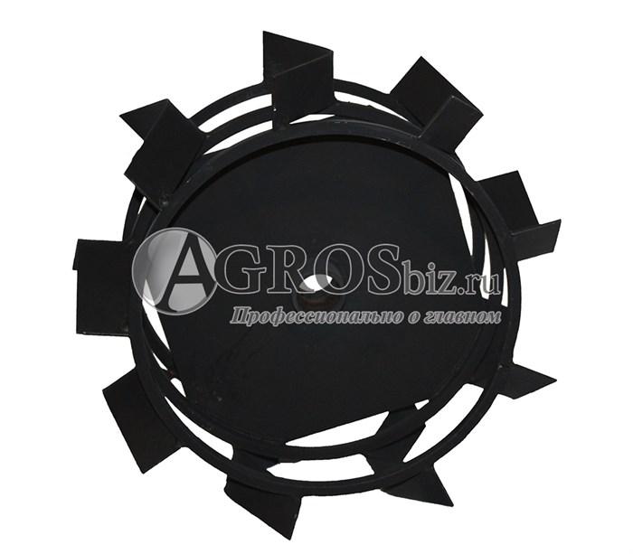 Грунтозацепы с вваренными ступицами для мотоблока 350 мм/150 мм - фото 5444