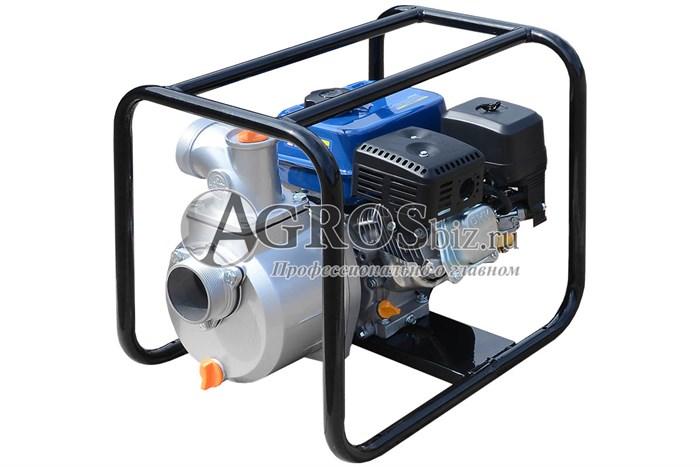Мотопомпа бензиновая TSS-PGS80 - фото 9891