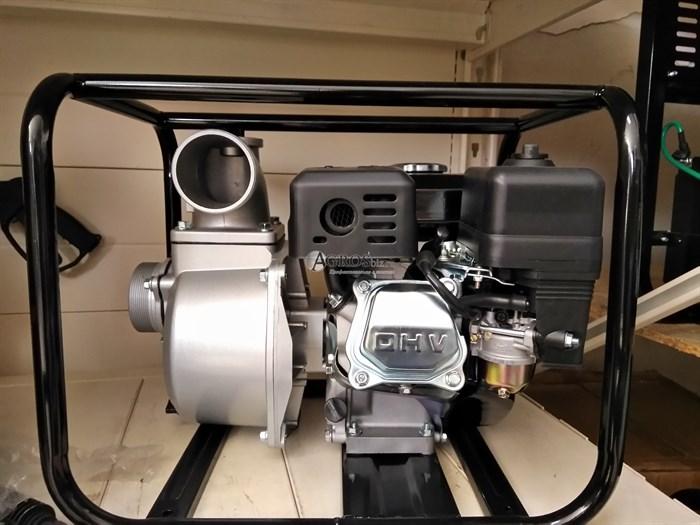 Мотопомпа бензиновая S&K T80 - фото 9902