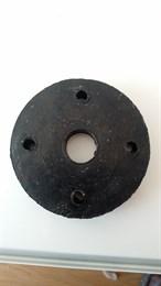 Муфта (диск) соединительная резиновая Xingtai (У)