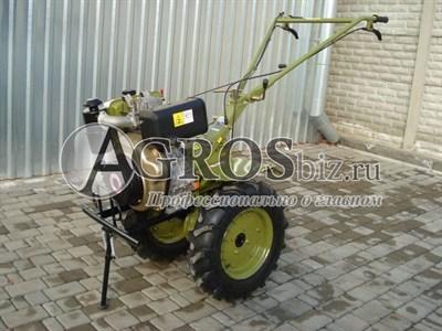 Мотоблок Аврора 135 9 л.с. дизельный