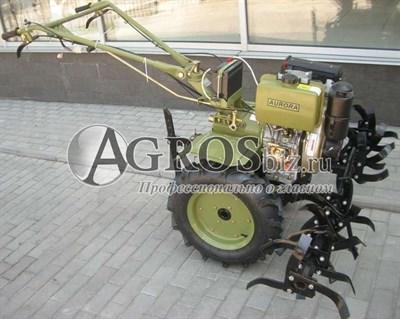 Мотоблок Аврора 135Е 9 л.с. дизельный